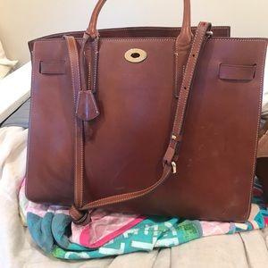 Dooney and Burke brief case/purse